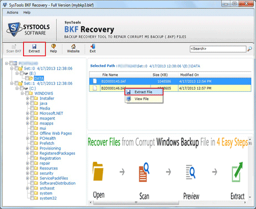 Windows XP Data Restore in Windows 7